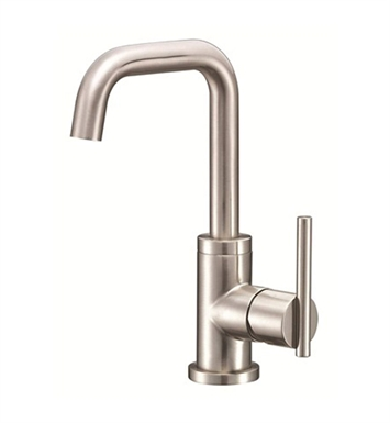 Danze D231558BN Parma™ Single Handle Trim Line Lavatory Faucet in Brushed Nickel