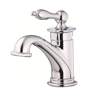Danze D236010 Prince™ Single Handle Lavatory Faucet in Chrome