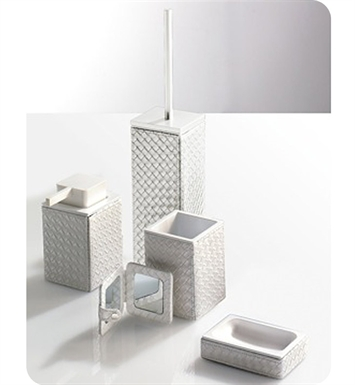 Nameeks 6700S-02 Gedy Bathroom Accessory Set