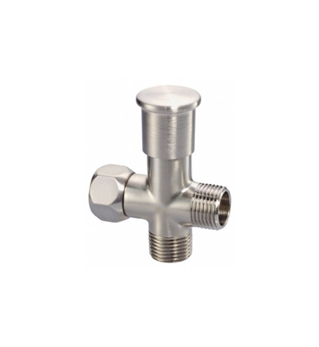 Danze d481350bn Push Pull Showerarm Diverter in Brushed Nickel