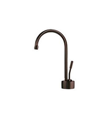 Franke LB7160 Little Butler Hot Water Dispenser Faucet with Swivel Spout in Old World Bronze