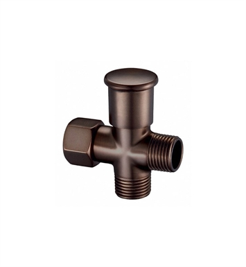 Danze d481350RB Push Pull Showerarm Diverter in Oil Rubbed Bronze