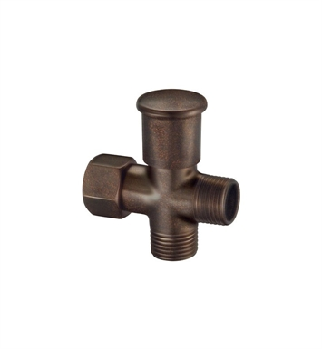 Danze d481350br Push Pull Showerarm Diverter in Tumbled Bronze