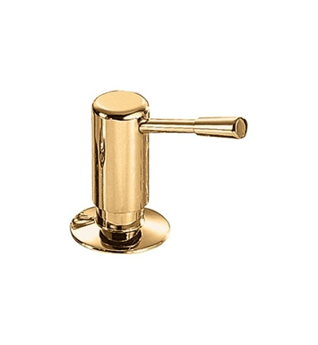 Franke 902-BRS Brass Deck Mounted Lotion Dispenser