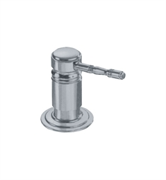 Franke SD-180 Satin Nickel Windsor Deck Mounted Soap Dispenser