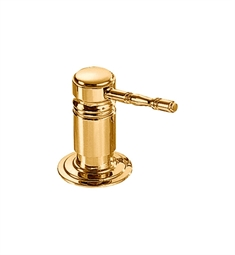 Franke SD-190 NuBrass Windsor Deck Mounted Soap Dispenser
