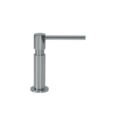 Franke SD-580 Satin Nickel Slimline Deck Mounted Soap Dispenser
