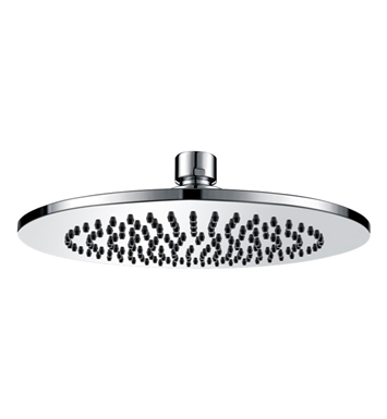 "Graff G-8449-BK 8"" Round Brass Showerhead With Finish: Architectural Black"
