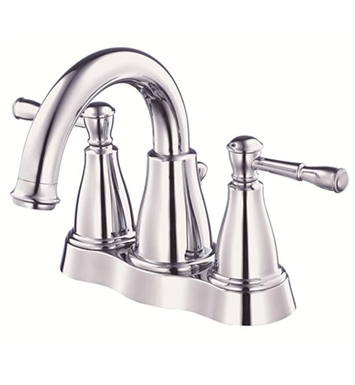 Danze D301015 Eastham™ Two Handle Centerset Lavatory Faucet in Chrome