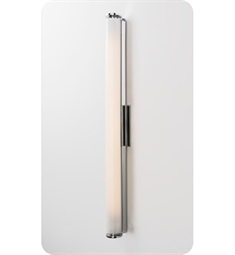 "Ayre Icon 24"" ADA Wall Sconce Fluorescent Light with Matte Opal Acrylic Diffuser"