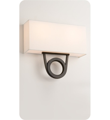 Ayre RIOD-A-WS-BA-FL Boutique Rio Double ADA Wall Sconce Light With Finish: Brushed Aluminum And Lamping Type: Fluorescent