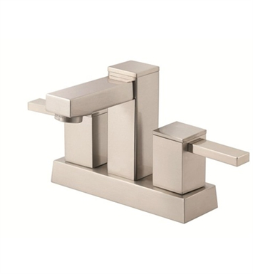 Danze D301033BN Reef™ Two Handle Centerset Lavatory Faucet in Brushed Nickel