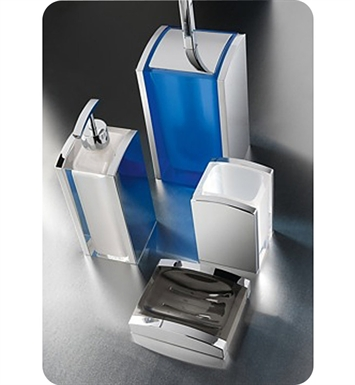 Nameeks 1100 Gedy Bathroom Accessory Set