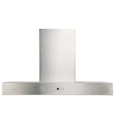 "Cavaliere AP238-PSZ-42 42"" Stainless Steel Wall Mounted Range Hood"