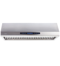 "Cavaliere AP238-PS63-30 30"" Stainless Steel Under Cabinet Mount Range Hood"