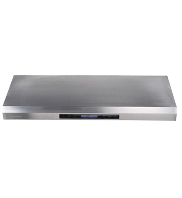 "Cavaliere AP238-PS65-30 30"" Stainless Steel Under Cabinet Mount Range Hood"