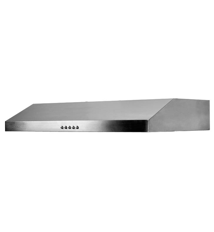 Cavaliere Euro UC200 1830SS 30 Stainless Steel Under Cabinet Mount Rang