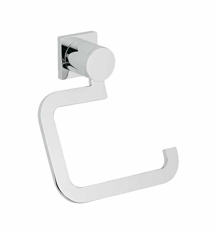 grohe 40279000 allure toilet paper holder. Black Bedroom Furniture Sets. Home Design Ideas