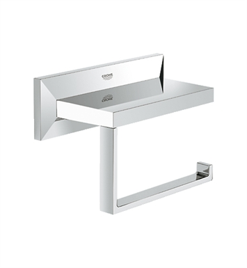 Grohe 40499000 Allure Brilliant Toilet Paper Holder