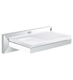 Grohe Allure Brilliant Soap Dish with Shelf
