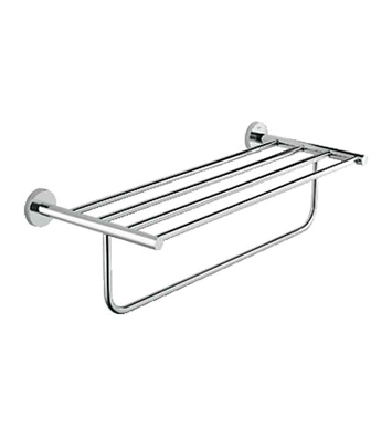 Grohe 40462000 Essentials Multi-Towel Rack in Chrome