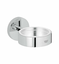Grohe Essentials Holder in Brushed Nickel