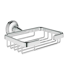 Grohe 40659000 Essentials Authentic Soap Basket in Chrome