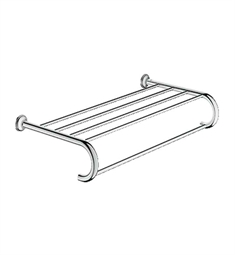Grohe Essentials Authentic Multi-towel Rack in Chrome