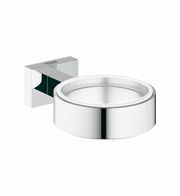 Grohe 40508000 Essentials Cube Holder in Chrome