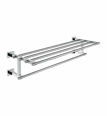 Grohe 40512000 Essentials Cube Towel Rail in Chrome