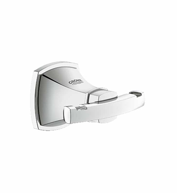 Grohe 40631000 Grandera Robe Hook in Chrome