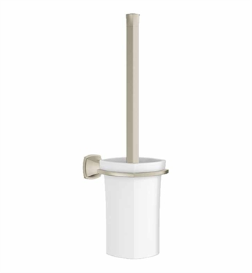 Grohe 40632EN0 Grandera Toilet Brush Set in Brushed Nickel