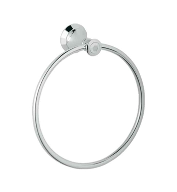 Grohe 40222000 Kensington Towel Ring in Chrome
