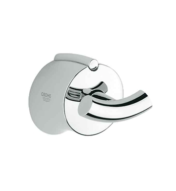Grohe 40295EN0 Tenso Robe Hook in Brushed Nickel