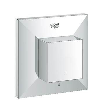 Grohe 19797000 Allure Brilliant Volume Control Trim in Chrome
