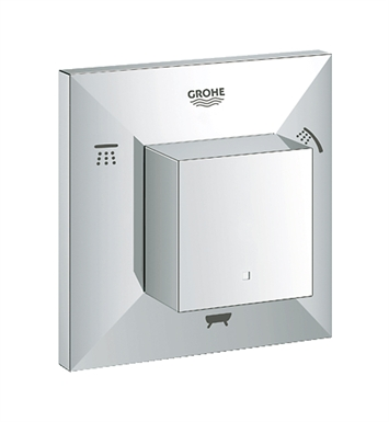 Grohe 19799000 Allure Brilliant 5-Port Diverter Trim in Chrome