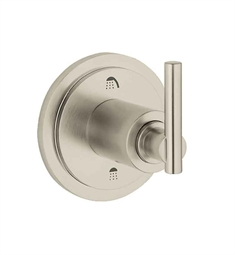 Grohe Atrio 3-Port Diverter Trim in Brushed Nickel