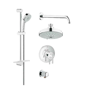 Grohe 35056000 GrohFlex Shower Set in Chrome