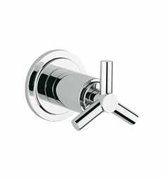 Grohe Atrio Ypsilon Volume Control Trim in Chrome