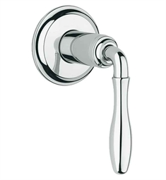 Grohe Seabury Volume Control Trim in Chrome