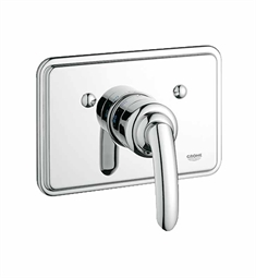 Grohe 19263EN0 Talia Central Thermostatic Mixer in Brushed Nickel