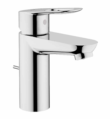 Grohe 23084000 BauLoop Single Handle Faucet in Chrome