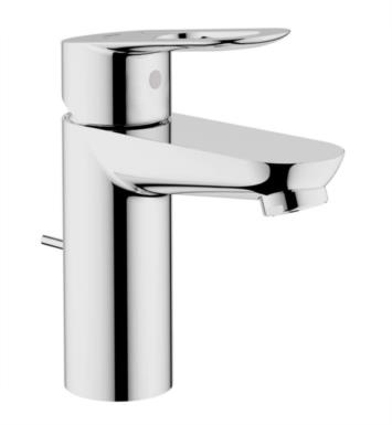 "Grohe 23084000 BauLoop 7"" Single Handle Lavatory Centerset Bathroom Faucet in Chrome"