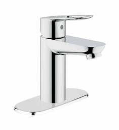 Grohe BauLoop Single Handle Faucet in Chrome