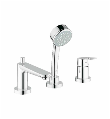 Grohe 19592000 BauLoop Roman Tub Filler in Chrome