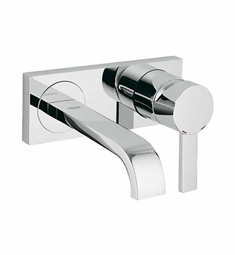 Grohe 19300000 Allure Single Handle Faucet in Chrome