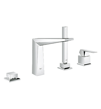 Grohe 19787000 Allure Brilliant Roman Tub Filler in Chrome