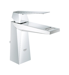 Grohe Allure Brilliant Single Handle Faucet in Chrome