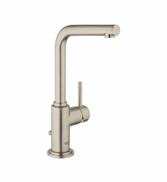 Grohe Atrio Single Handle Faucet in Brushed Nickel
