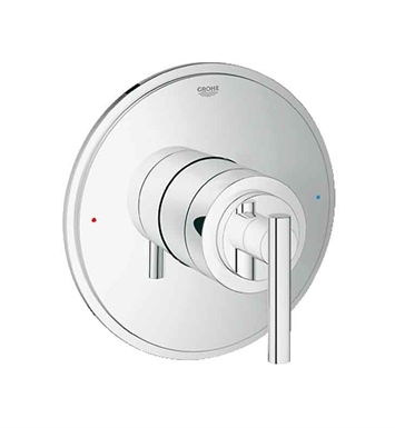 Grohe 19866000 Atrio Single Function Pressure Balance Trim with Control Module in Chrome